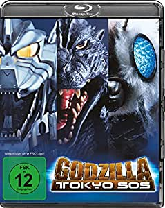 Godzilla - Tokyo SOS [Blu-ray]