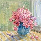 The Poster Corp Carol Rowan – Pretty in Pink Fine Art Print (30,48 x 30,48 cm)