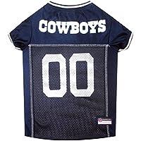 Camiseta de la Liga Nacional de Fútbol Americano (NFL) para mascotas -  Camiseta de fútbol americano para perros. Disponible en 6 tamaños. ec26614299e74