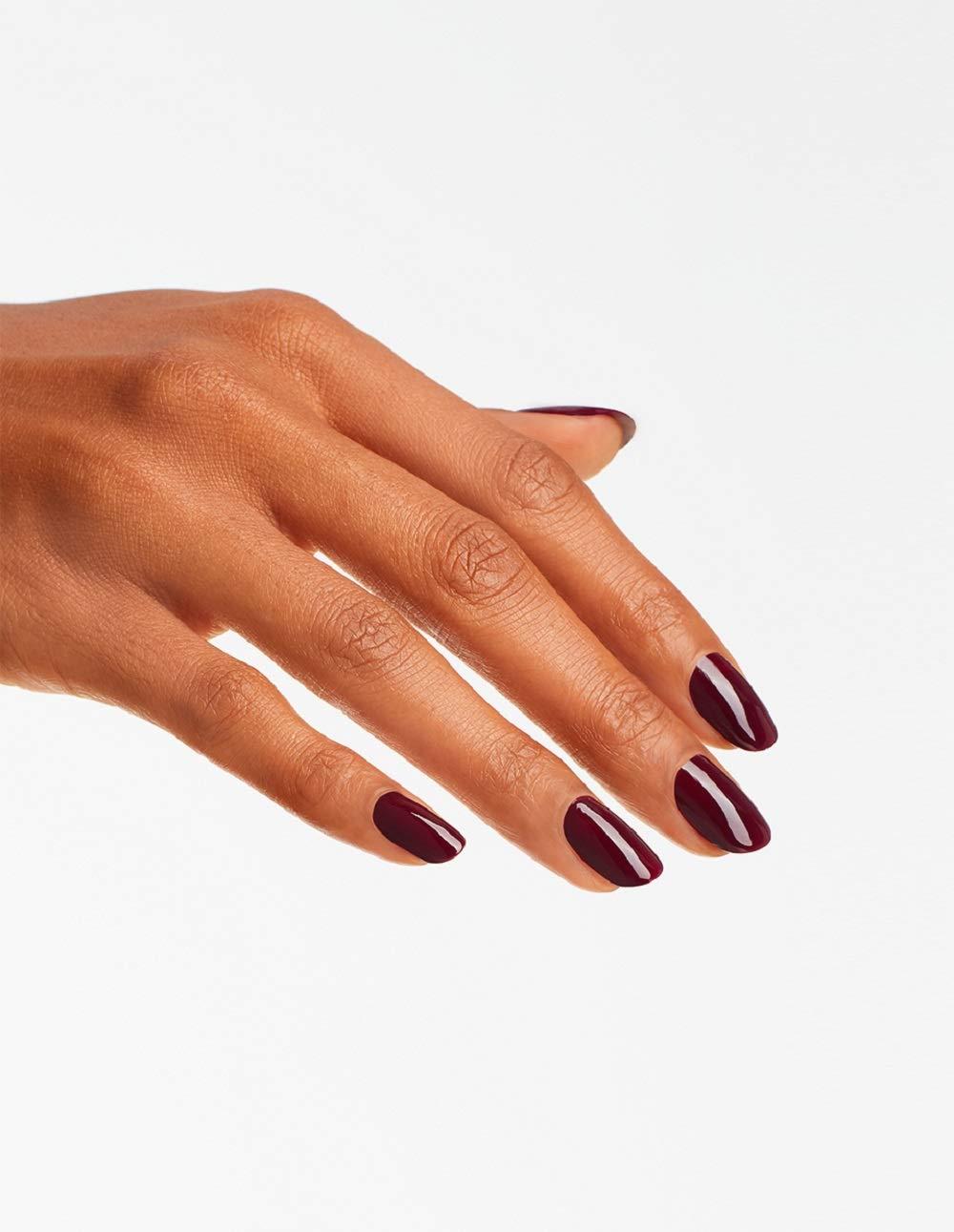 OPI Nail Lacquer – Esmalte Uñas Duración de Hasta 7 Días, Efecto Manicura Profesional – Tonos Azules, Verdes y Marrones