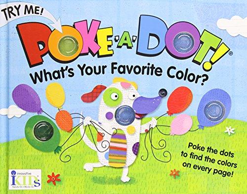 Poke-A-Dot! What's Your Favorite Color?: Favorite Color por Innovativekids