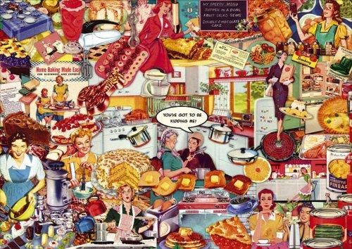 Preisvergleich Produktbild Gibson Jigsaw Puzzle - Perfect Housewives - 1000 puzzle pieces