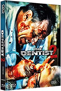 The Dentist 2 [Blu-Ray+DVD] - uncut - auf 333 limitiertes Mediabook Cover C