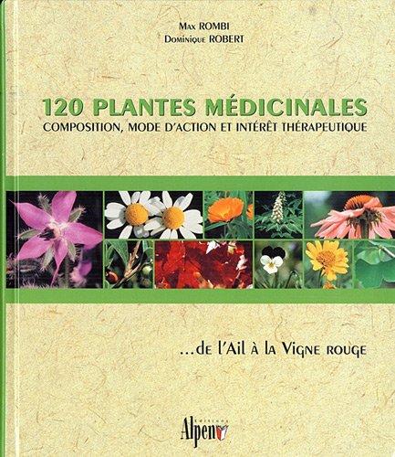 120 plantes médicinales