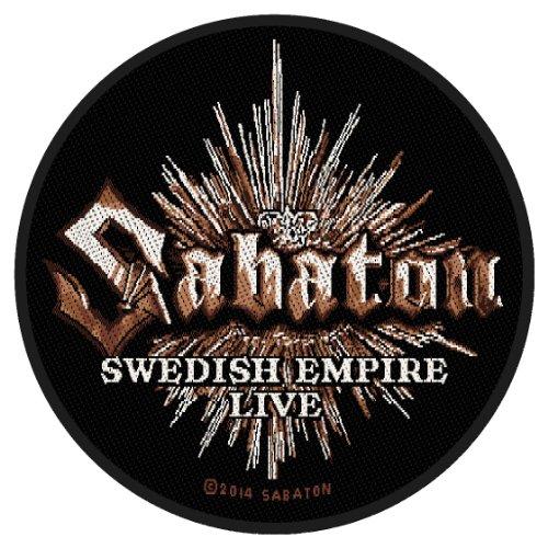 - Sabaton dell'impero svedese [toppa/toppa] toppa Sabaton!