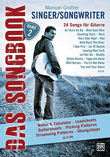 Singer/Songwriter - DAS SONGBOOK Band 2: 24 populäre Singer/Songwriter Songs Shop Rolling Pin