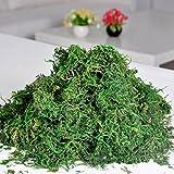 Best Artificial 50g Reindeer Moss For Lining Plant Flower Garland Christmas Decor Trees