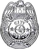 TK Gruppe Timo Klingler 1x Polizeiabzeichen Abzeichen Marke FBI Police Polizei Ausweis Abzeichen Polizeimarke