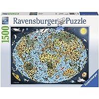 Ravensburger Puzzle 16360 Kunterbunte Erde