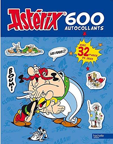 600 Autocollants Asterix par From Educa Books