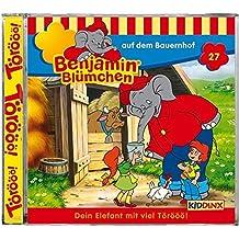 Benjamin Blümchen 027 auf dem Bauernhof