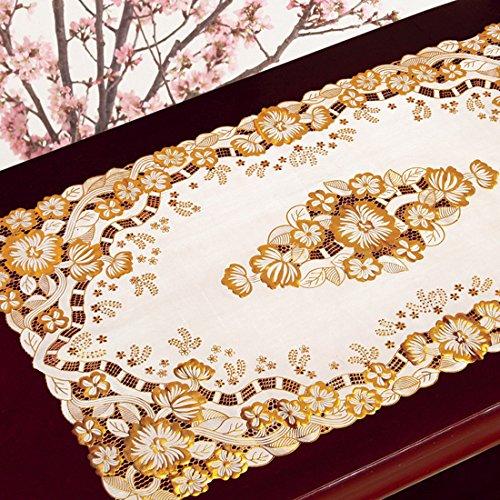 (Ajunr Küche multifunktionale Western Wärmedämmung und Anti-Ironing Mat Tabelle PVC-Tabelle Haushalt Anti Hot Tischdecke Pad 60 * 120 cm Taiwan Square)