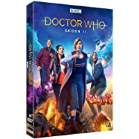 Coffret doctor who, saison 11