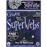 Rubie`s - Tela araña negra gigante c/4 arañas