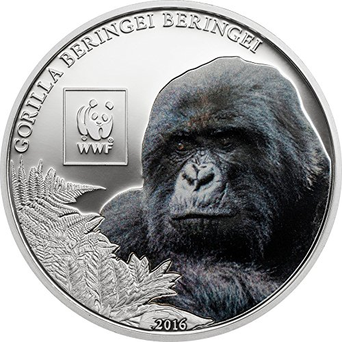 mountain-gorilla-wwf-world-wildlife-fund-coin-100-shillings-tanzania-2016-moneda