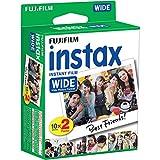 Fujifilm 16385995  Instax Wide Film, 2-er Pack