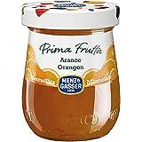 Menz&Gasser Marmellata Extra di Arance Prima Frutta - Marmellata con Frutta di Alta Qualità, 1 Vaso x 340 g