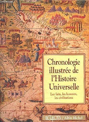 Chronologie illustrée de l'histoire universelle