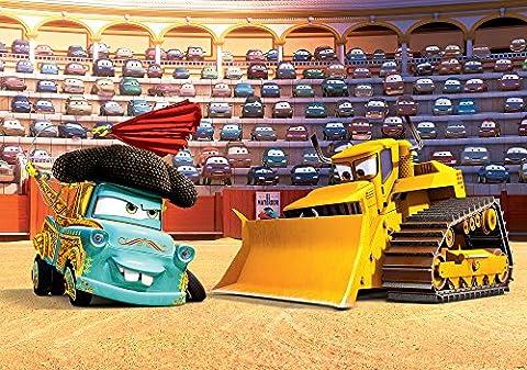 Olimpia Design Fototapete Disney Cars, 1 Stück, 759P8