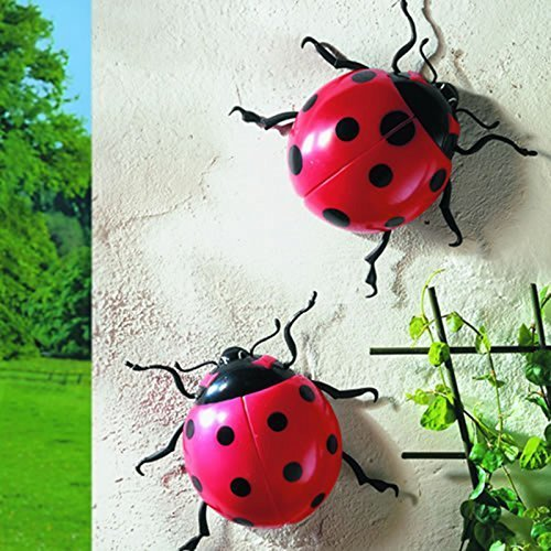 pack-of-2-jumbo-ladybirds-garden-patio-wall-fence-display-ornaments-by-sixstore