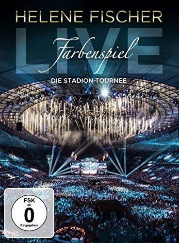 Farbenspiel Live - Die Stadion-Tournee (Deluxe DVD + 2CD)