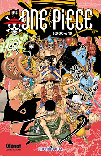 One piece Vol.64 par ODA Eiichirô