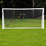 """12' x 6' FORZA Football Goal """"Locking Model"""" - [The ONLY GOAL That can be left outside in any weather]"""