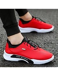 XIAOLIN- Plate Schuhe Koreanische Version Trend Freizeitschuhe Laufschuhe Luftkissenschuhe ( Farbe : 04 , größe : EU40/UK7/CN41 )