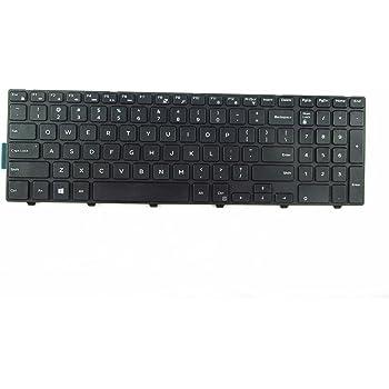 Dell Inspiron 3541 3542 3543 Vostro 3546 Laptop Internal Keyboard without Backlight NSK-LR0SC