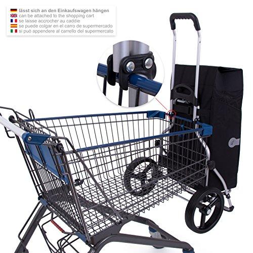 XXL Einkaufstrolley – Einkaufstrolley, 3 Jahre Garantie - 5