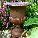Antikas - Pflanzkübel, französische Amphore, Pflanzgefäß, Blumenamphore, Pflanzschale M