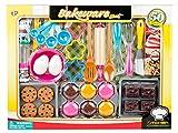 50 tlg Mega Backset für Spielküche Muffins Lebensmittel Küchenzubehör uvm