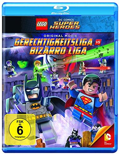 Lego - Gerechtigkeitsliga vs. Bizarro Liga [Blu-ray]