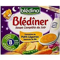 Bledina Verduras Para Sopa Blediner Y Sémola De 2 X 25 Cl