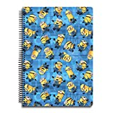 Best Me Hardcover - Mc Sidd Razz Official Minions Spiral Notebook Of Review