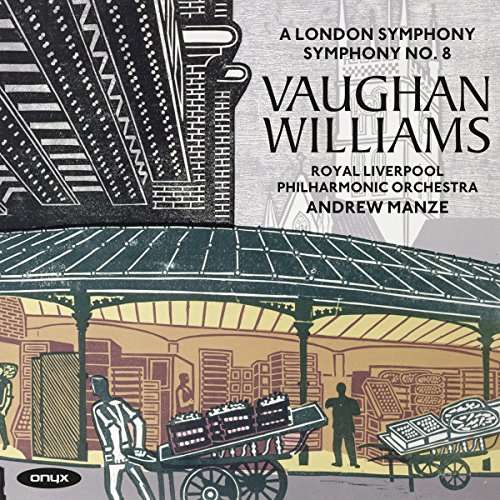 Vaughan Williams: Sinfonien Vol. 1 - Nr. 2 'A London Symphony' & 8 (Vaughan Williams London Symphony)