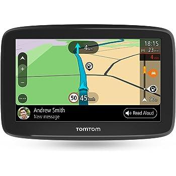 Tomtom Go Basic Pkw Navi 6 Zoll Mit Updates über Wi Fi Lebenslang