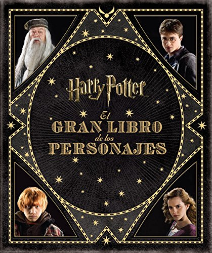 El gran libro de los personajes de Harry Potter
