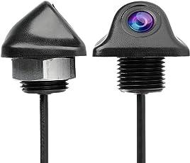MiCarBa Auto Rückfahrkamera HD Universal Einparkhilfe Auto Rückfahrkamera Wasserdichte Rückfahrkamera mit 480TV Linien 170 Grad Blickwinkel (CL009)