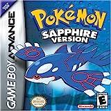 Pokémon Sapphire [import anglais]