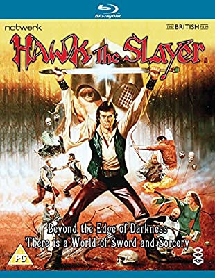 Hawk The Slayer [Blu-ray]