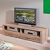 Pharao24 TV Board in Wildeiche 150 cm