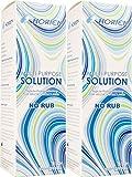 Horien Multi-Purpose Solution / Kombilösung Doppelpack 2x 360ml - Pflegemittel für weiche Kontaktlinsen