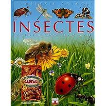 Les insectes : Pour les faire connaître aux enfants (1Jeu)