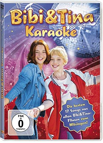 Dvd Kinder Karaoke (Bibi und Tina - Kinofilm - Karaoke)
