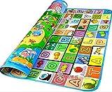 StillCool Kinderteppich Baby Kinder Teppich Kleinkind Spielteppich Crawl Junge kinderzimmer Spielmatte kinderzimmerteppich Picknick-Decke 200*180CM