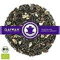 """N° 1373: Thé vert bio """"Cachemire vert"""" - feuilles de thé issu de l'agriculture biologique - GAIWAN® GERMANY - thé vert de Chine, gingembre, cassia, orange, giroflier"""