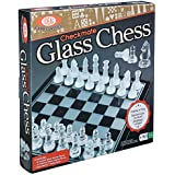 Ideal Checkmate Glas Schach Set