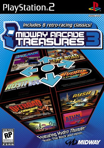 Midway Arcade Treasures 3 - Playstation 2 - US (Midway Treasures 2 Arcade)