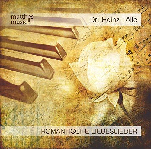 Romantische Liebeslieder - Klaviermusik zum Entspannen und Träumen (gespielt von Pianist: Ronny Matthes)